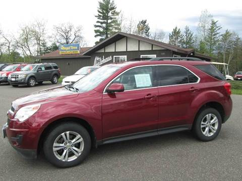 2010 Chevrolet Equinox for sale in Tomahawk, WI