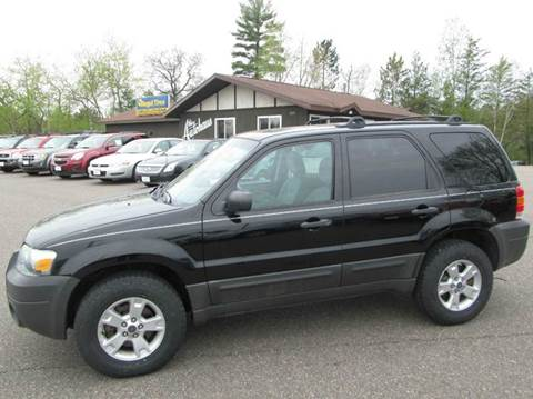 2007 Ford Escape for sale in Tomahawk WI