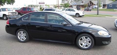 2011 Chevrolet Impala for sale in Tomahawk WI