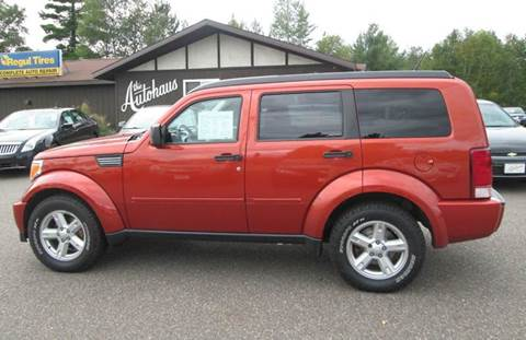 2008 Dodge Nitro for sale in Tomahawk WI