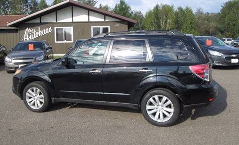 2012 Subaru Forester for sale in Tomahawk WI