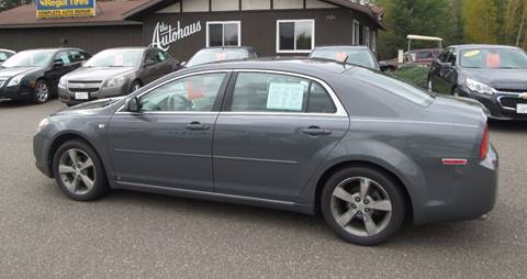 2008 Chevrolet Malibu for sale in Tomahawk WI