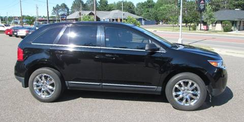 2012 Ford Edge for sale at AUTOHAUS in Tomahawk WI
