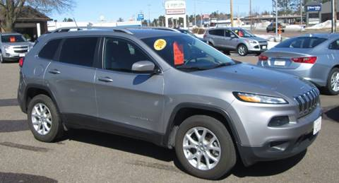 2016 Jeep Cherokee for sale in Tomahawk, WI