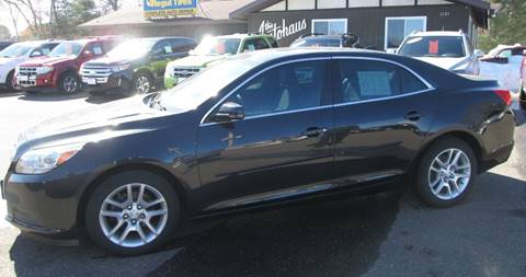 2013 Chevrolet Malibu for sale in Tomahawk, WI