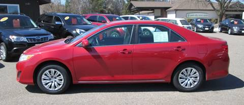 2012 Toyota Camry for sale in Tomahawk, WI