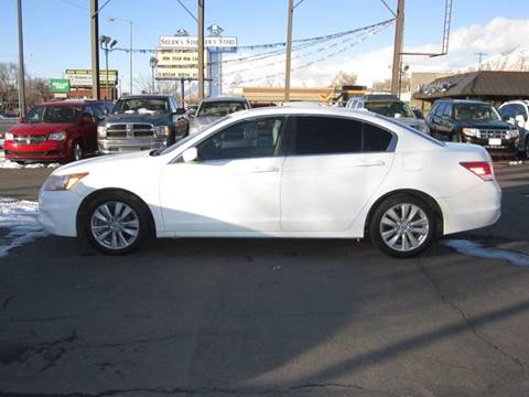 2012 Honda Accord for sale at Smart Buy Auto Sales in Ogden UT