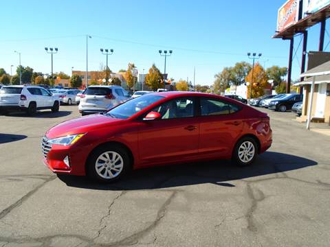 2019 Hyundai Elantra for sale in Ogden, UT
