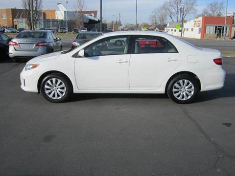 2012 Toyota Corolla for sale at Smart Buy Auto Sales in Ogden UT