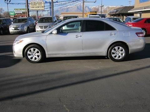 2011 Toyota Camry for sale at Smart Buy Auto Sales in Ogden UT