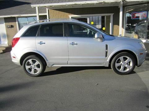 2014 Chevrolet Captiva Sport for sale at Smart Buy Auto Sales in Ogden UT