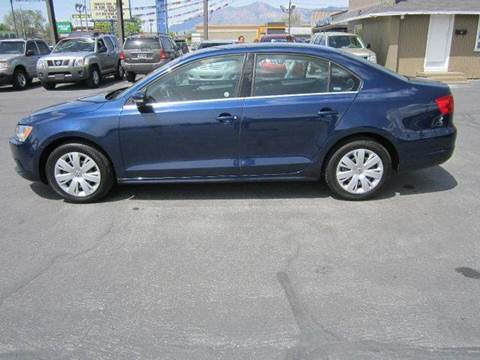 2013 Volkswagen Jetta for sale at Smart Buy Auto Sales in Ogden UT