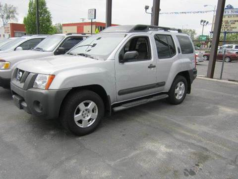 2006 Nissan Xterra for sale at Smart Buy Auto Sales in Ogden UT