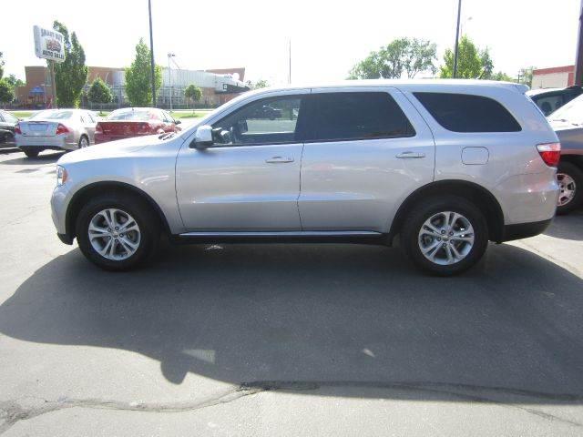 2011 Dodge Durango for sale at Smart Buy Auto Sales in Ogden UT