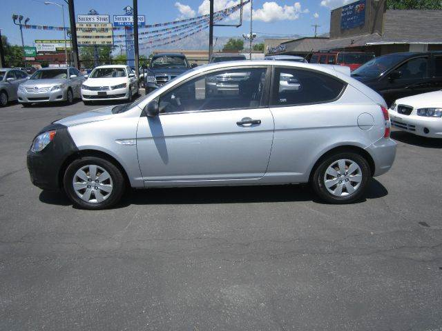 2008 Hyundai Accent for sale at Smart Buy Auto Sales in Ogden UT