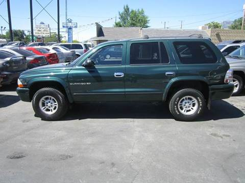 1998 Dodge Durango for sale at Smart Buy Auto Sales in Ogden UT