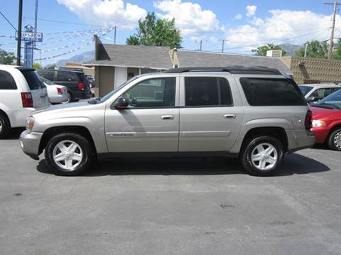 2003 Chevrolet TrailBlazer for sale at Smart Buy Auto Sales in Ogden UT