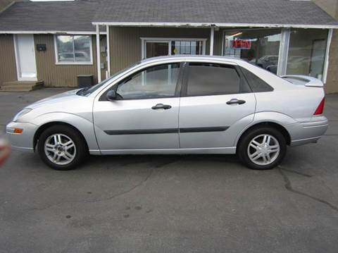 2003 Ford Focus for sale at Smart Buy Auto Sales in Ogden UT
