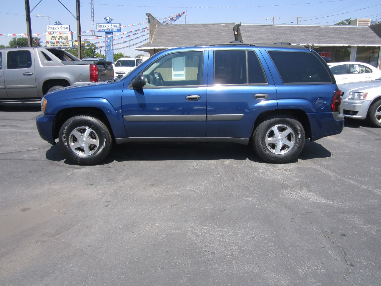 2005 Chevrolet TrailBlazer for sale at Smart Buy Auto Sales in Ogden UT