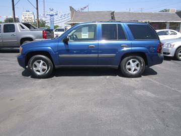 2005 Chevrolet TrailBlazer for sale at Smart Buy Auto Sales in Ogden UT