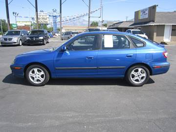2004 Hyundai Elantra for sale at Smart Buy Auto Sales in Ogden UT