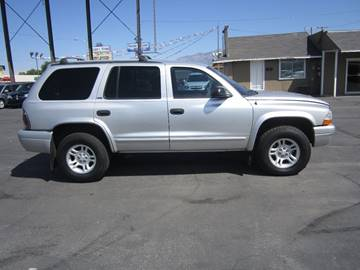 2002 Dodge Durango for sale at Smart Buy Auto Sales in Ogden UT