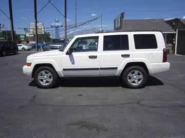 2006 Jeep Commander for sale at Smart Buy Auto Sales in Ogden UT