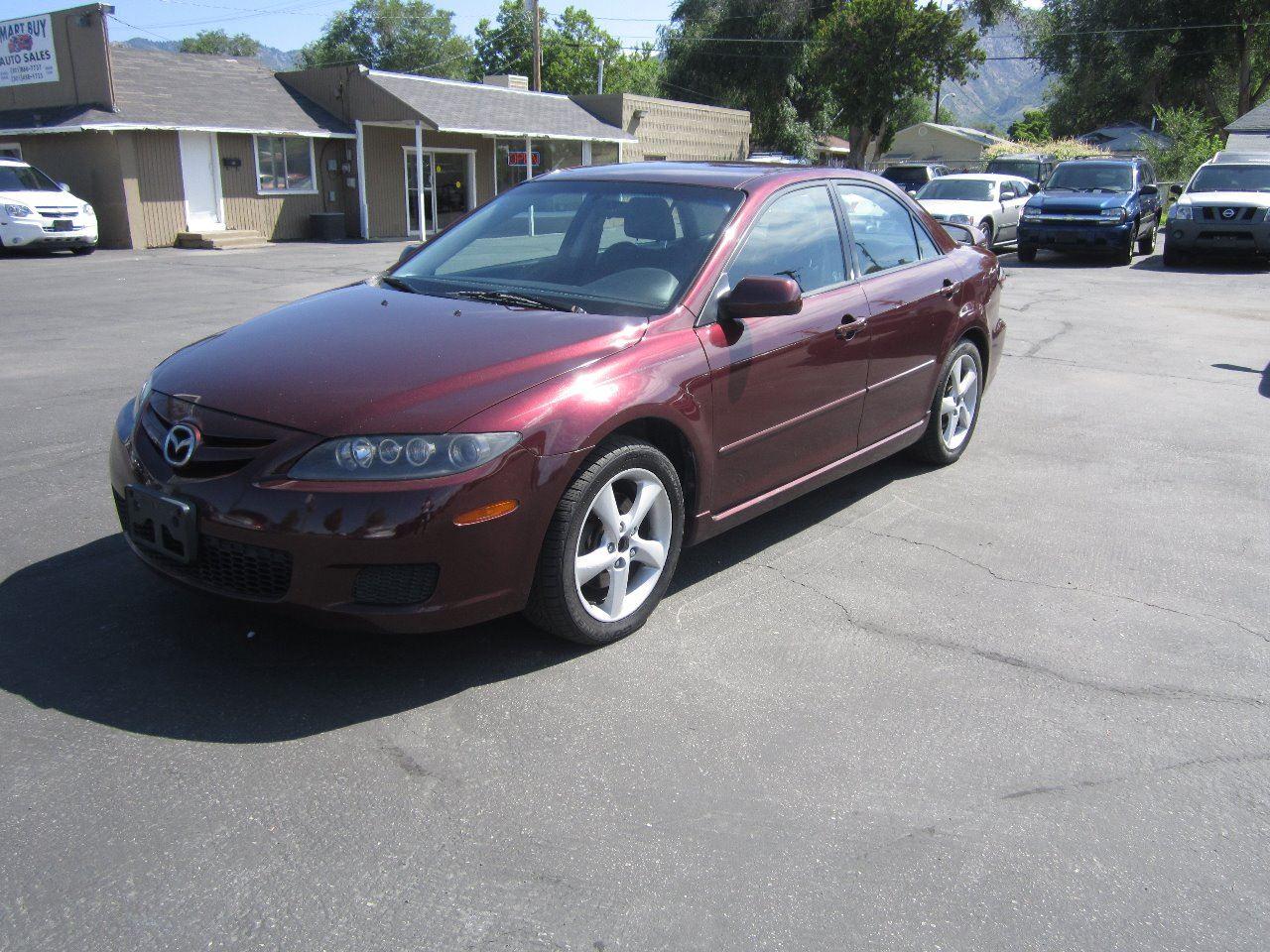2008 Mazda MAZDA6 for sale at Smart Buy Auto Sales in Ogden UT
