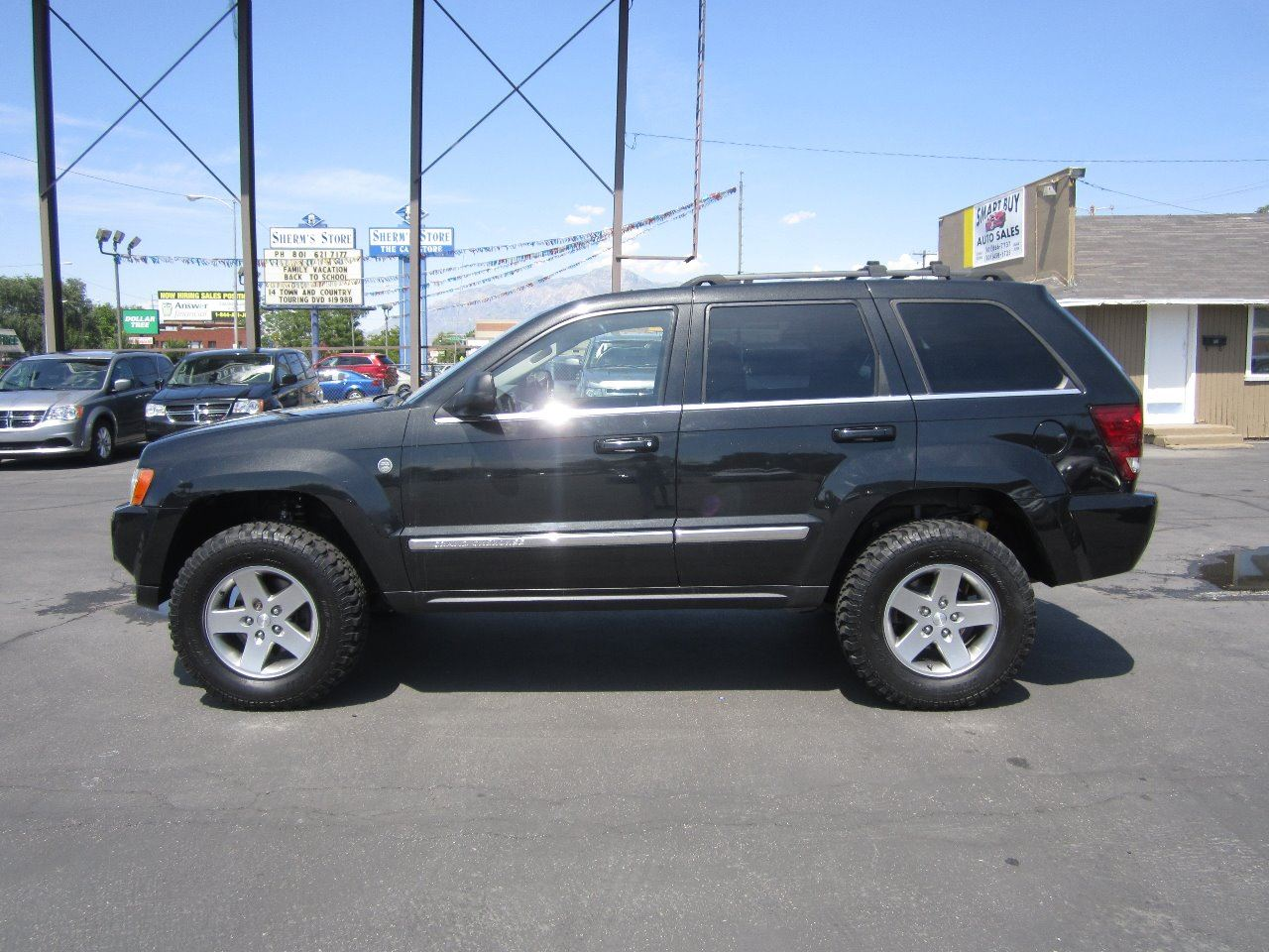 2005 Jeep Grand Cherokee for sale at Smart Buy Auto Sales in Ogden UT