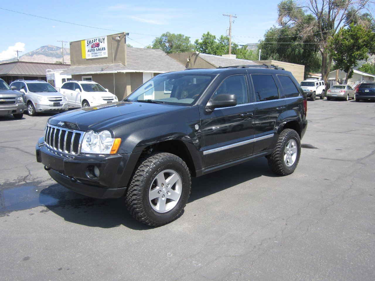 2005 Jeep Grand Cherokee 4dr Limited 4wd Suv In Ogden Ut Smart Buy Sold