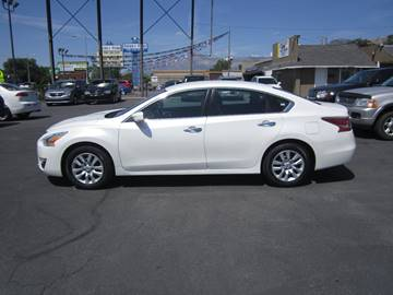 2014 Nissan Altima for sale at Smart Buy Auto Sales in Ogden UT