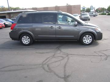 2006 Nissan Quest for sale at Smart Buy Auto Sales in Ogden UT