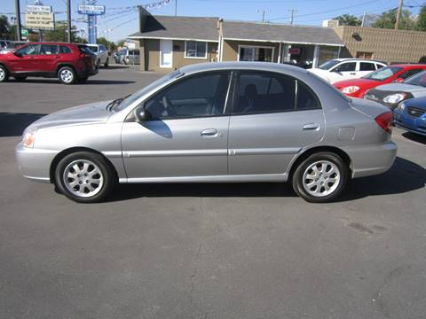 2005 Kia Rio for sale at Smart Buy Auto Sales in Ogden UT