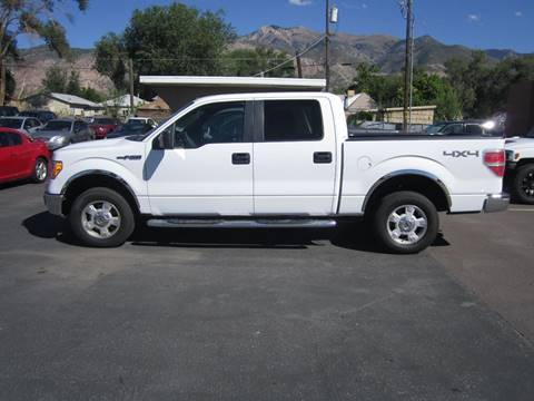 2010 Ford F-150 for sale at Smart Buy Auto Sales in Ogden UT
