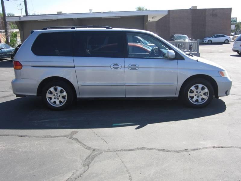 2002 Honda Odyssey for sale at Smart Buy Auto Sales in Ogden UT