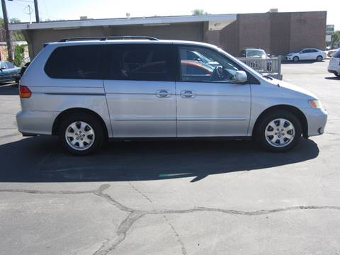 2002 Honda Odyssey for sale at Smart Buy Auto Sales in Ogden UT
