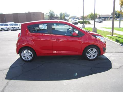 2014 Chevrolet Spark for sale at Smart Buy Auto Sales in Ogden UT