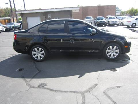 2007 Volkswagen Jetta for sale at Smart Buy Auto Sales in Ogden UT