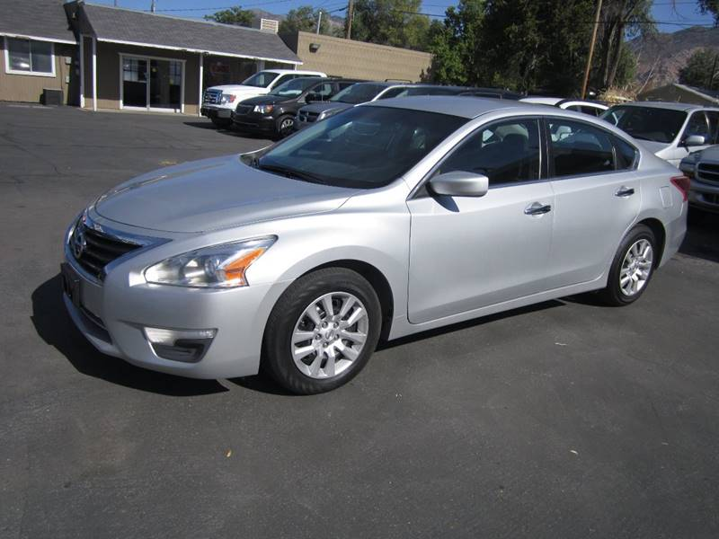 2013 Nissan Altima for sale at Smart Buy Auto Sales in Ogden UT
