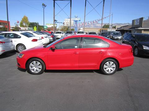 2014 Volkswagen Jetta for sale at Smart Buy Auto Sales in Ogden UT
