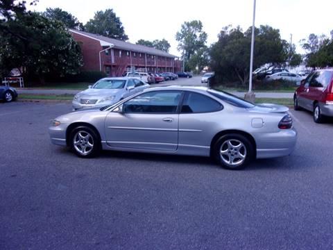 1998 Pontiac Grand Prix for sale in Chesapeake, VA