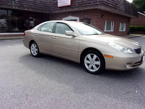 2006 Lexus ES 330