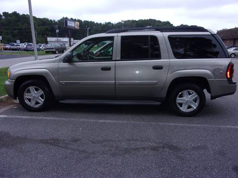 2003 Chevrolet TrailBlazer for sale in Chesapeake, VA