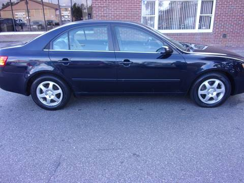 2007 Hyundai Sonata for sale in Chesapeake, VA