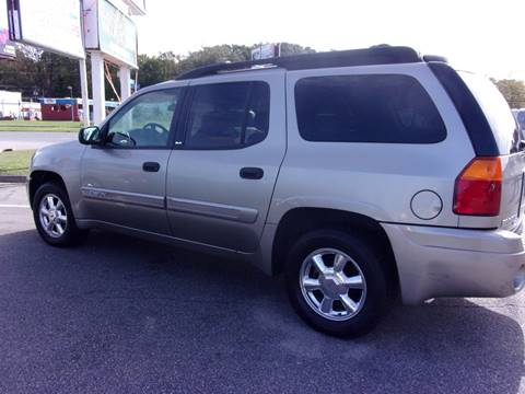 2003 gmc envoy for sale carsforsale 2003 gmc envoy xl for sale in chesapeake va sciox Choice Image