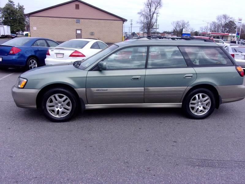 2004 Subaru Outback Awd Limited 4dr Wagon In Chesapeake Va
