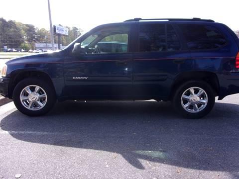 2004 GMC Envoy for sale in Chesapeake, VA