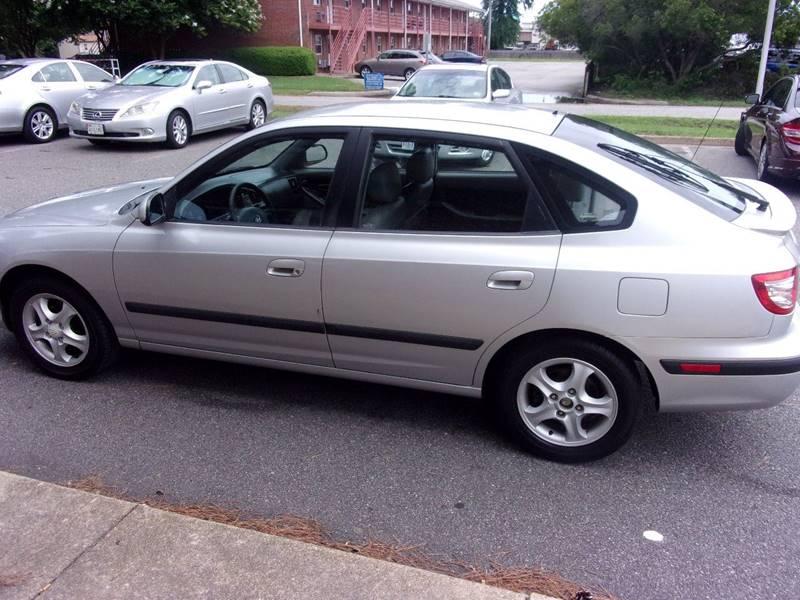 2004 Hyundai Elantra GT 4dr Hatchback   Chesapeake VA
