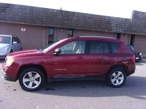 2011 Jeep Compass for sale in Chesapeake, VA