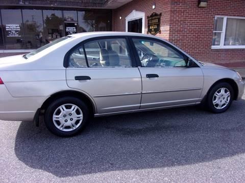 2001 Honda Civic for sale in Chesapeake, VA